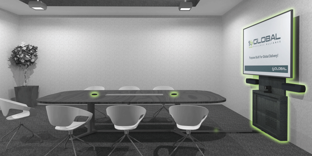 Hong Kong Room – Small Room BYOD/USB based videoconferencing