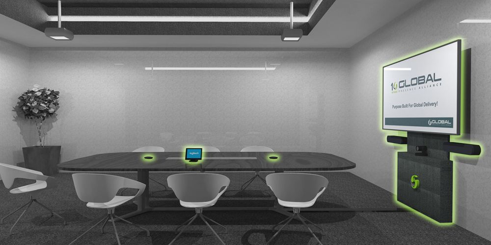 Manila Room – Multi-Platform capable premium videoconferencing