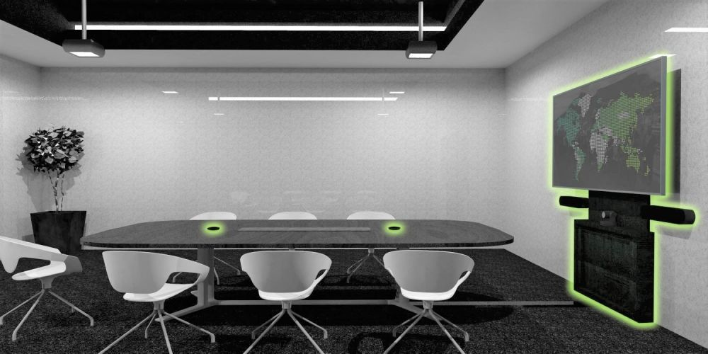 Singapore Room – Multi-Platform Capable Videoconferencing